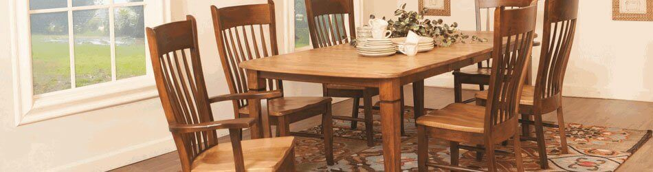 Shop Daniel's Amish Furniture